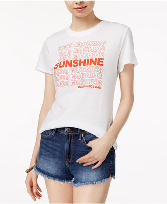Sub Urban Riot Good Morning Sunshine Graphic T-Shirt $34 thestylecure.com