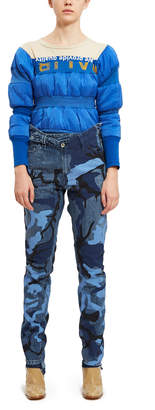 Diesel Red Tag X Shayne Oliver The Camo Jean