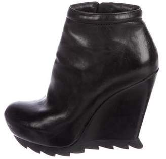 Camilla Skovgaard Leather Ankle Boots