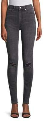 Cheap Monday Distressed Skinny Jeans
