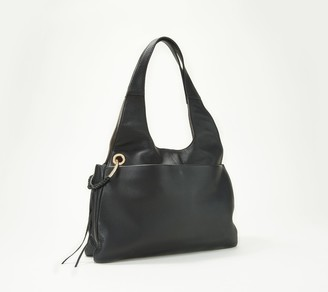 7ab0c429d8 Vince Camuto Leather Hobo Handbag - Margi