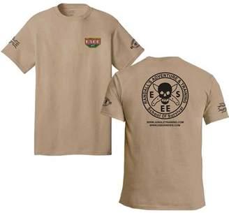 Luxury Home Training T Shirt XL Brown