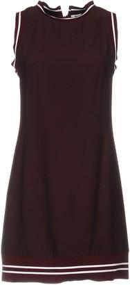 Dondup Short dresses - Item 34719770UB
