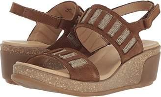 El Naturalista Women's N5006 Pleasant /Leaves Wedge Sandal