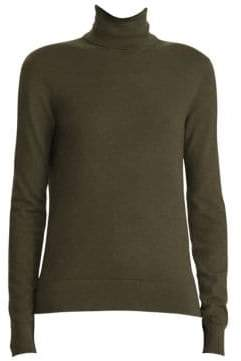 Ralph Lauren 50th Anniversary Cashmere Turtleneck Sweater
