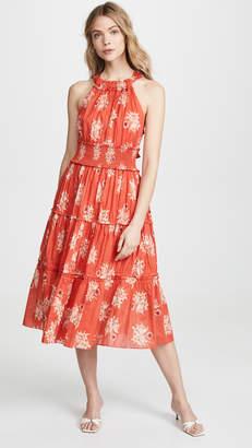 Rebecca Taylor Sleeveless Catrine Dress