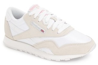Reebok 'Classic' Sneaker $54.95 thestylecure.com
