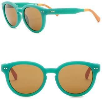 Toms 51mm Bellevue Sunglasses