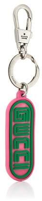 Gucci Men's Logo Key Chain - Pink