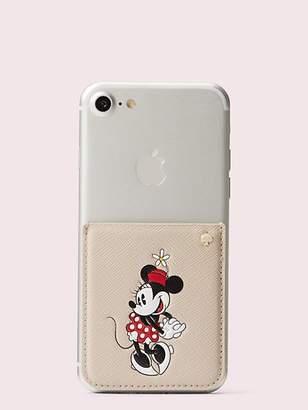 Kate Spade X Minnie Mouse Sticker Pocket