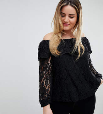 Bardot Lovedrobe Lace Top