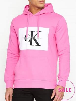 Calvin Klein Jeans Hotoro Overhead Hoodie