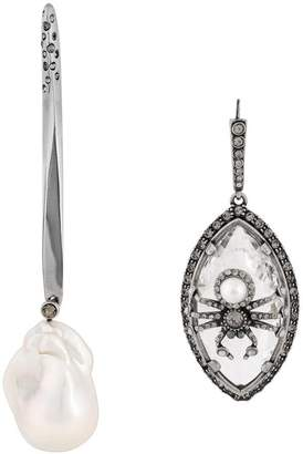 Alexander McQueen pendant earrings