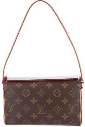 Louis Vuitton Monogram Recital Bag $395 thestylecure.com