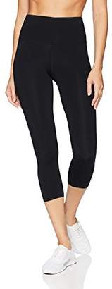 "Starter Women's 20"" Capri Workout Legging with Tummy Control"