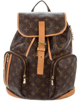 7cd03634d807 Louis Vuitton 2017 Monogram Bosphore Backpack