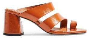 Topshop Vegan Reya Toe Loop Sandals