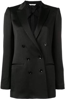 Tonello double-breasted fitted blazer