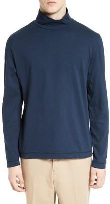 Men's Our Legacy Cotton Jersey Turtleneck $148 thestylecure.com