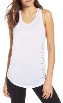 Ivy Park R) Shadow Logo Tank Top