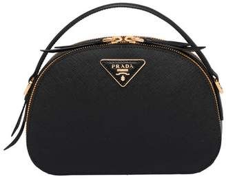 509150d01d23be at Orchard Mile · Prada Odette Saffiano Leather Bag