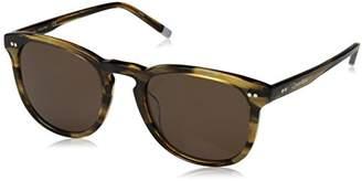 Calvin Klein Unisex Ck4321s Round Sunglasses