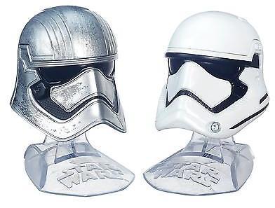 Star Wars: The Force Awakens Black Series Die Cast Phasma & Flametrooper