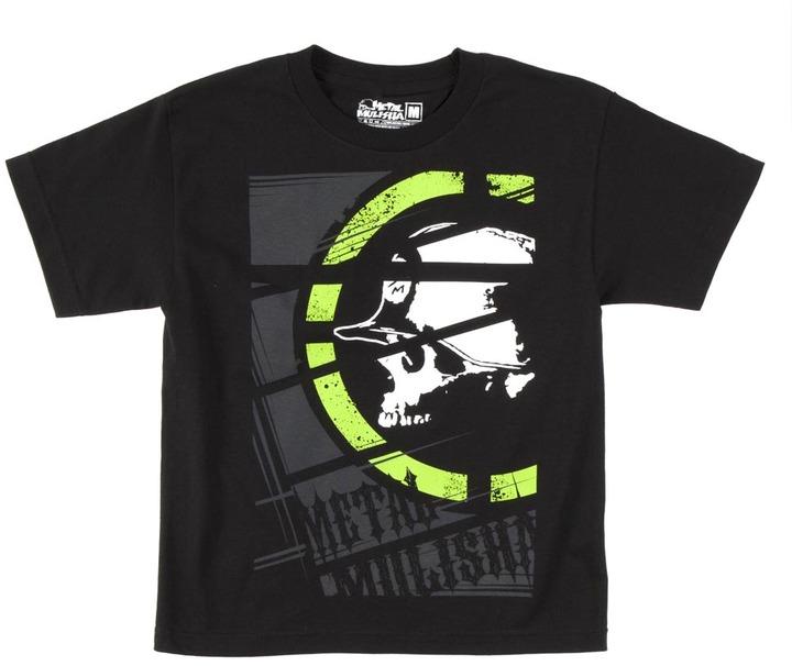 Metal Mulisha Cropped Boys T-Shirt
