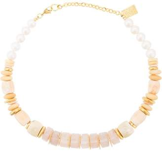 Lizzie Fortunato Sands necklace