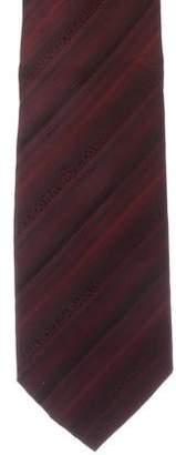 Dolce & Gabbana Logo Pattern Silk Tie