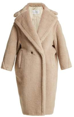 Max Mara Ginnata Coat - Womens - Light Grey