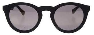 Mykita Mirrored Round Sunglasses