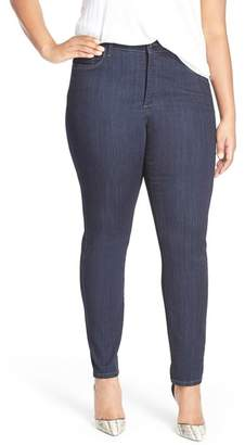 NYDJ Ami Stretch Skinny Jeans (Plus Size)