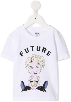 Ground Zero Future print T-shirt