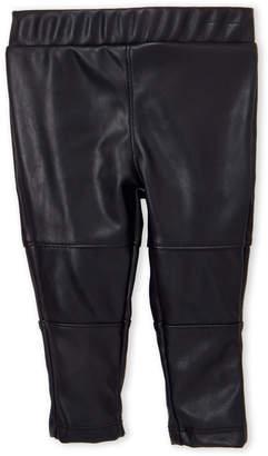 Splendid Newborn/Infant Girls) Faux Leather Leggings