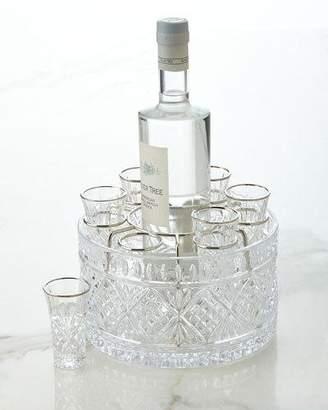 Godinger 8-Piece Dublin Vodka Set