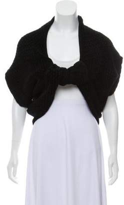 Alaia Heavyweight Cocoon Shrug