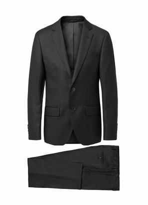 Mayfair Slim Fit Birdseye Suit
