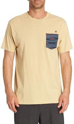 Billabong Team Print Pocket T-Shirt