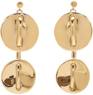 Chloé Gold Quinton Earrings