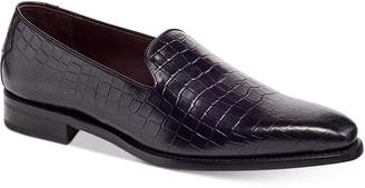 Carlos by Carlos Santana Men's California Alligator-Embossed Loafers Men's Shoes