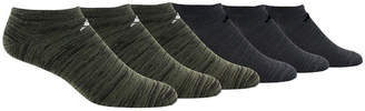 adidas Men's 6-Pk. ClimaLite Superlite No-Show Socks