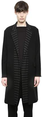 Damir Doma Layered Wool Coat & Vest