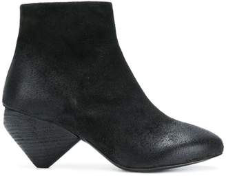 Marsèll cone-heel ankle boots