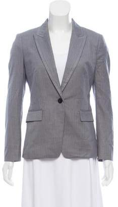 HUGO BOSS Boss by Wool Peak-Lapel Blazer