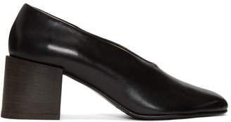 Acne Studios Black Sully Heels