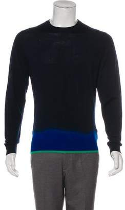 Lanvin Wool Crew Neck Sweater