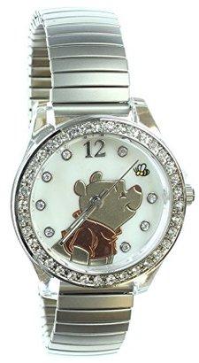 Disney (ディズニー) - Winnie the Pooh Women 's Watch withラインストーンwp2717