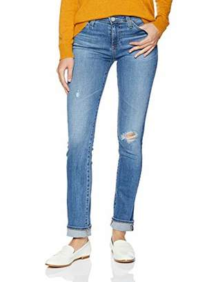AG Adriano Goldschmied Women's Harper Essential Straight Leg