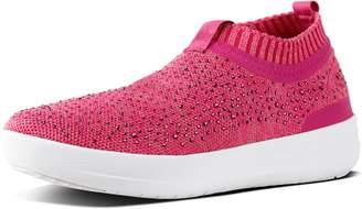 FitFlop Uberknit Crystal Slip-On Sneakers